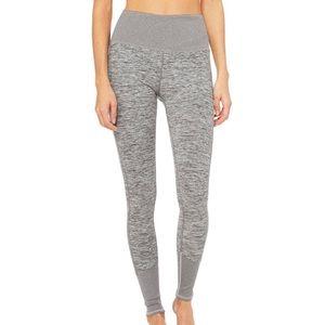 Alo high waist lounge legging Dove Grey S 🕊